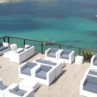ZONAS CHILL OUT Alua Hawaii Mallorca & Suites Palmanova, Mallorca