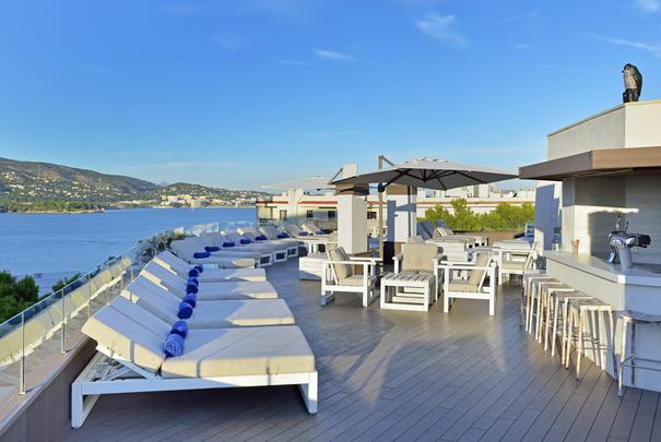 Terraza Chill Out (Edificio Suites) Alua Hawaii Mallorca & Suites Palmanova, Mallorca